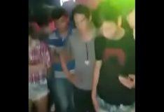 Novinha safada deixa ser abusada no baile funk. Parte 04/04 Final