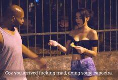 50tinha – Novinha putinha Angel faz programa com negao pauzudo por 50 reais – Veja completo no RED | Teh Angel e Capoeira