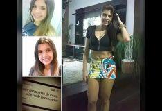 Maila Lima Ferreira de Uberlandia – bebada dando para o namorado caiu na net